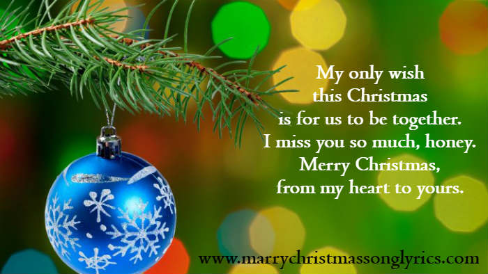 Merry Christmas to My Boyfriend Quotes