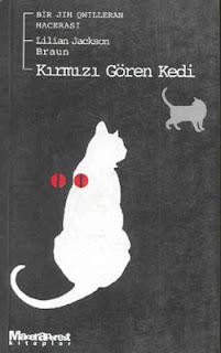 Lilian Jackson Braun - Kırmızı Gören Kedi