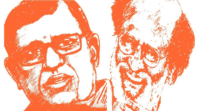 #rajini #gurumurthy meet nov 2020