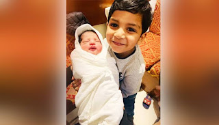 Birth of daughter to Sarfraz Ahmed