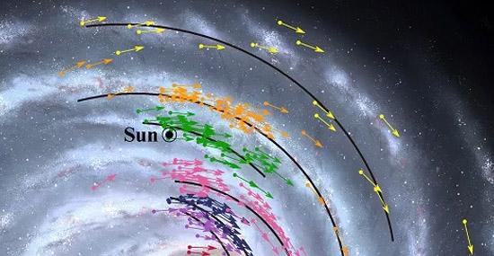 Terra está mais perto de buraco negro da Via Láctea do que se acreditava - Capa