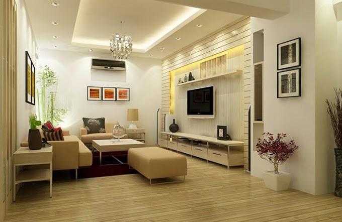 7 Xu hướng thiết kế phòng khách đẹp, đơn giản mà hiện đại năm 2020