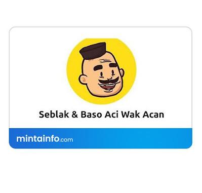 Lowongan Kerja Seblak dan Baso Aci Wak Acan Terbaru Hari Ini, info loker pekanbaru 2021, loker 2021 pekanbaru, loker riau 2021