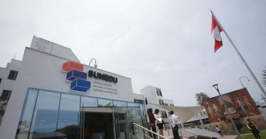 Consejo directivo de la SUNEDU solicita renuncia de superintendenta Flor Marlene Luna