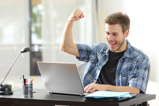 pada artikel ini denpono akan sharing kiat  Kiat Sukses Untuk Blogger Pemula