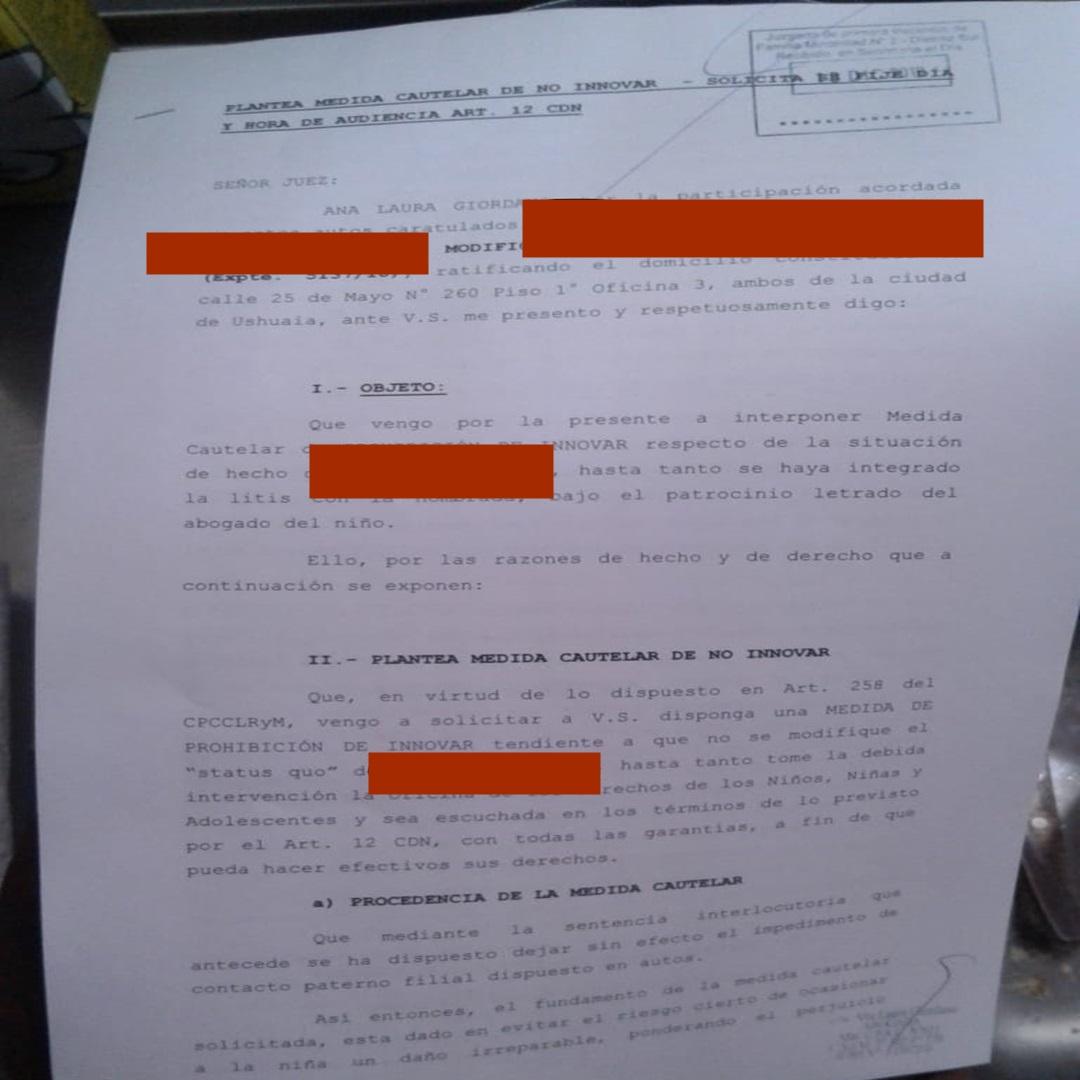 Denuncia a medico por presunto abuso de su hija