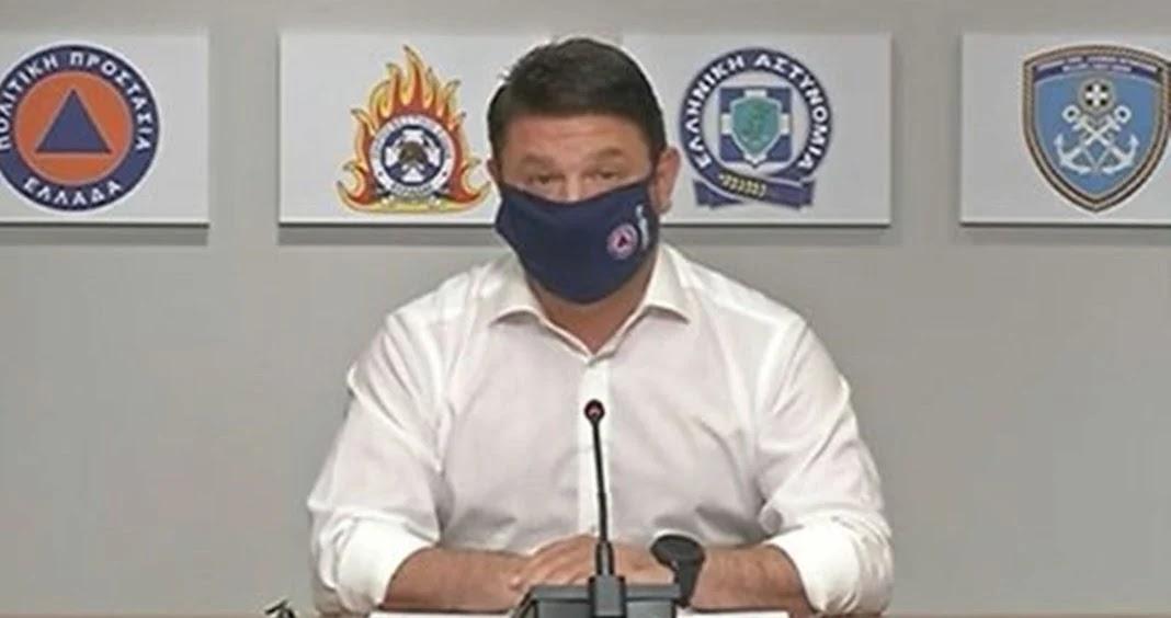 Υποχρεωτική η μάσκα σε όλους τους κλειστούς χώρους,τέλος τα πανηγύρια, 100 ατόμων σε γάμους και βαφτίσια! (video)