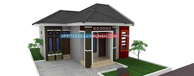 Arsitek Desain Rumah Type 70