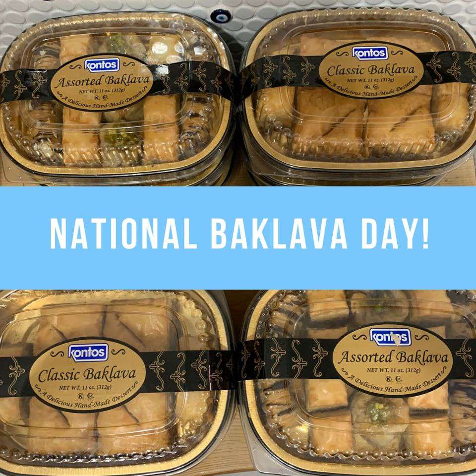 National Baklava Day Wishes Awesome Picture