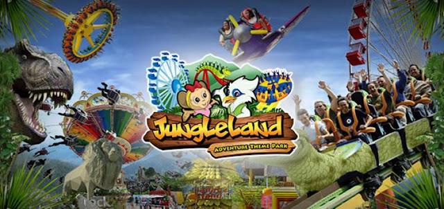 Jungleland Adventure theme park - Sentul