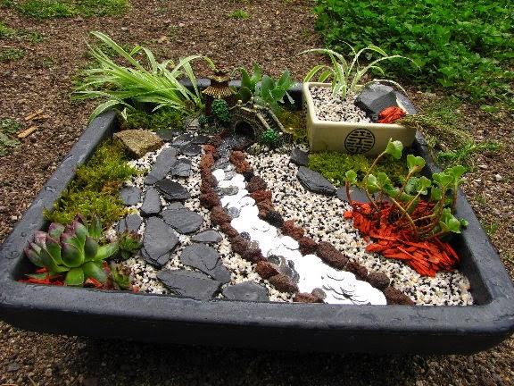 awesome mini jardin japonais aquarium gallery awesome. Black Bedroom Furniture Sets. Home Design Ideas