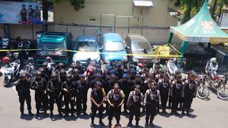 Tim Cobra Polres Lumajang dan Brimob Polda Jatim Sinergi Patroli di Wilayah Lumajang