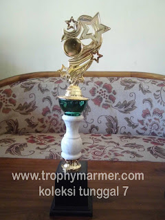 Harga Trophy piala marmer Koleksi 7tunggal