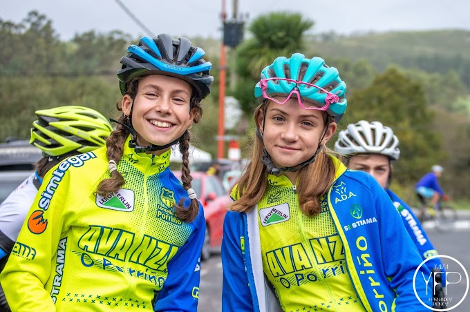 Las fotos del Ciclocross de Dumbría 2019 - Fotos Yaiza Fernández
