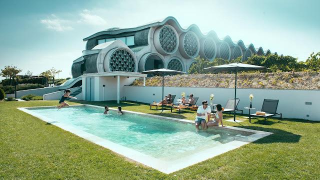 Hotel viñedo Cataluña