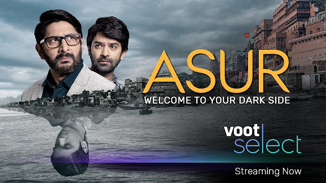 hindi web series asur