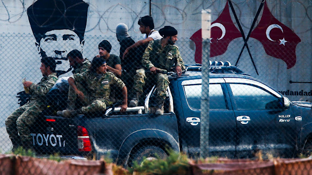 Turkey undertakes major operation against IS, arrests 70 suspects