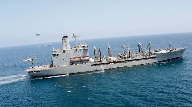 Maritime security exercise held in Al Duqm with SAF, US forces