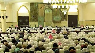 Surat Al-Fatihah Setelah Selesai Shalat Berjama'ah