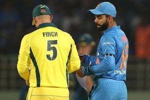 Recent Cricket Match Report India vs Australia 1st ODI 2020