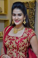 Jenny Honey in Stunning Dark Red Anarkali Dress at Splurge   Divalicious curtain raiser ~ Exclusive Celebrities Galleries 041.JPG