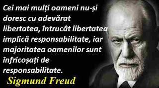Citate Sigmund Freud