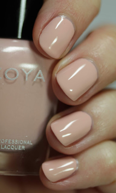 Zoya Colleen swatch by Streets Ahead Style
