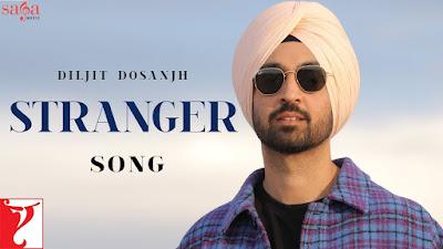 Stranger lyrics - Diljit Dosanjh | Simar Kaur | Alfaaz