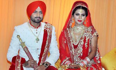 Harbhajan-Singh-Geeta-Basra-wedding