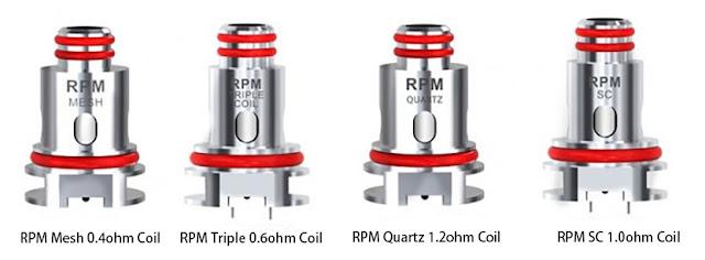 SMOK RPM Coil Deal