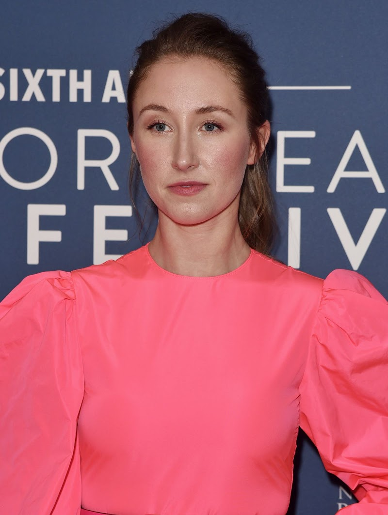 Erin Doherty Clicks at Newport Beach Film Festival UK Honours 2020 in London 29 Jan-2020