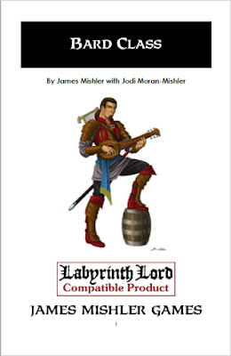 Bard Class Cover