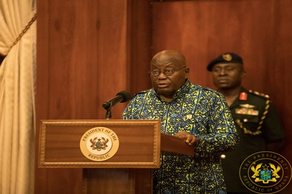 """Let's Seek The Face Of God; This, Too, Will Pass"""" – President Akufo-Addo On Coronavirus"""