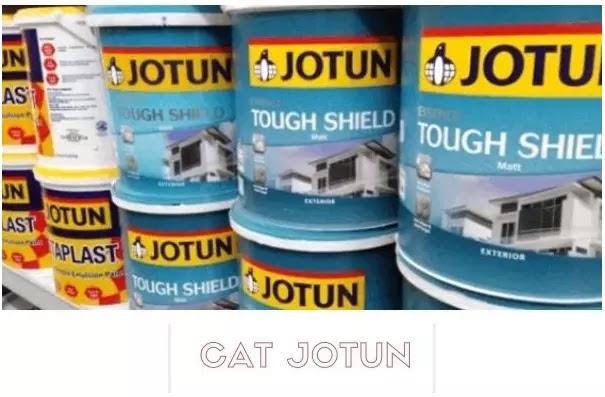 Cat Dinding Jotun Interior Eksterior Beserta Harganya
