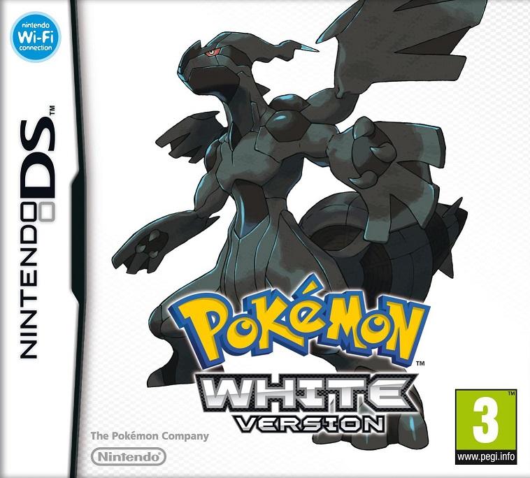 Pokémon White ROM DS