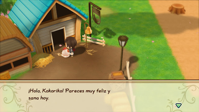 pollo - Story of Seasons: Friends of Mineral Town