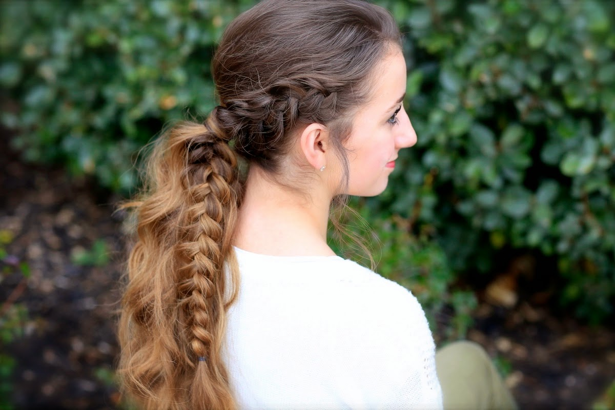 Most Beautiful Cute Girls Hairstyles Gallery 2015