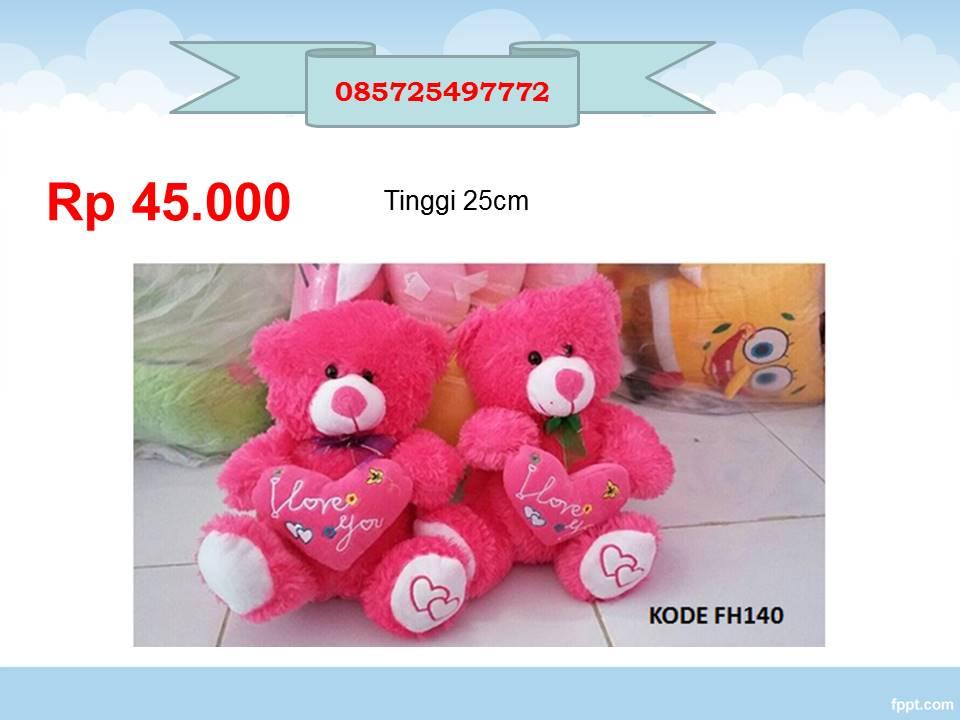 Boneka Beruang Love 085725497772 Produsen Boneka Lucu Produsen