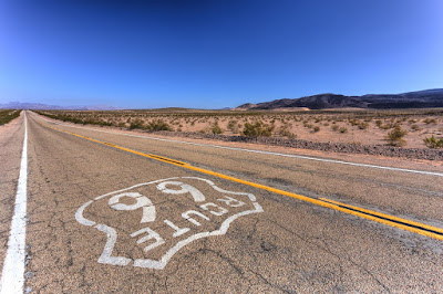 Route 66 Road USA