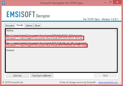 Mengembalikan File Yang Terkena Virus Ransomware