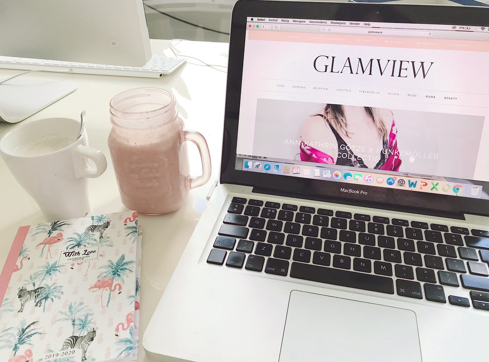 mijn week in foto's glamview blog werkdag