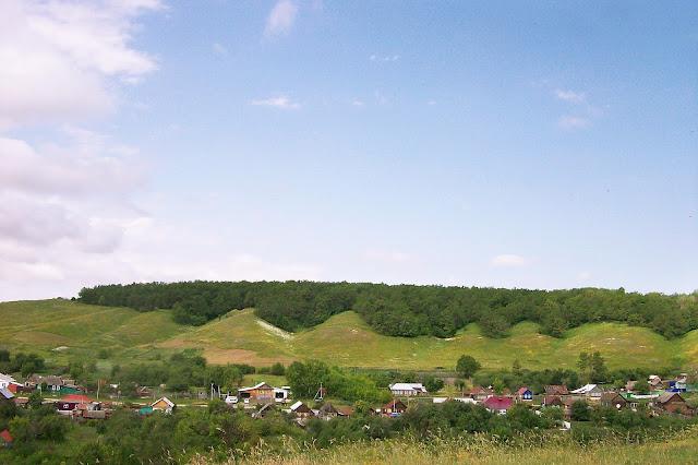 посёлок Сурское, Ульяновская область
