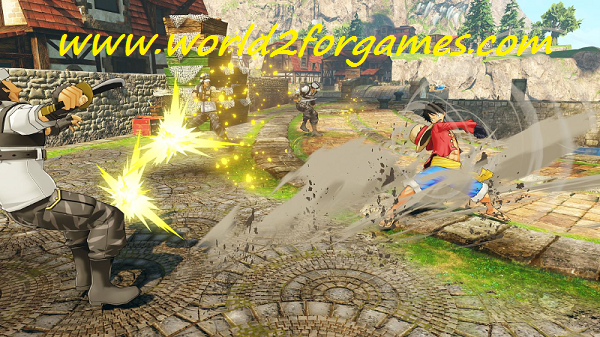 Free Download One Piece World Seeker