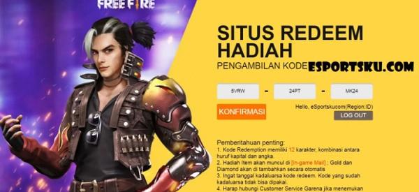Gamer! Ini Cara Langkah Mudah Mendapatkan Kode Redeem dan Token Free Fire (FF) New Summer Event Will Bring Free Skins To Free Fire