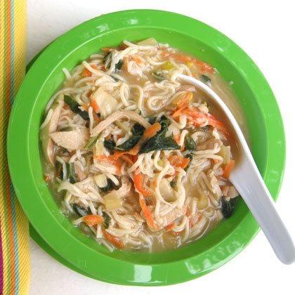Asian Vegetable Soup
