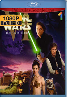 Star Wars Episodio 6: El retorno del Jedi [1080p BRrip] [Latino-Inglés] [GoogleDrive] LaChapelHD
