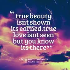 True Beauty Quotes Tumblr 5