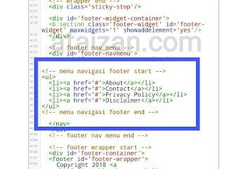 Cara Membuat dan memasang Halaman Statis di Blog
