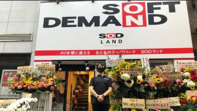 Soft On Demand Land (SOD Land)