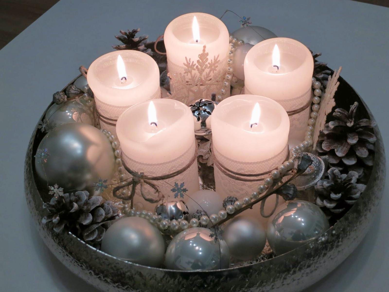 Ninschis Sammelsurium Weihnachtsdeko